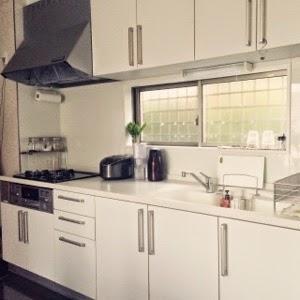 キッチン シンプルライフ