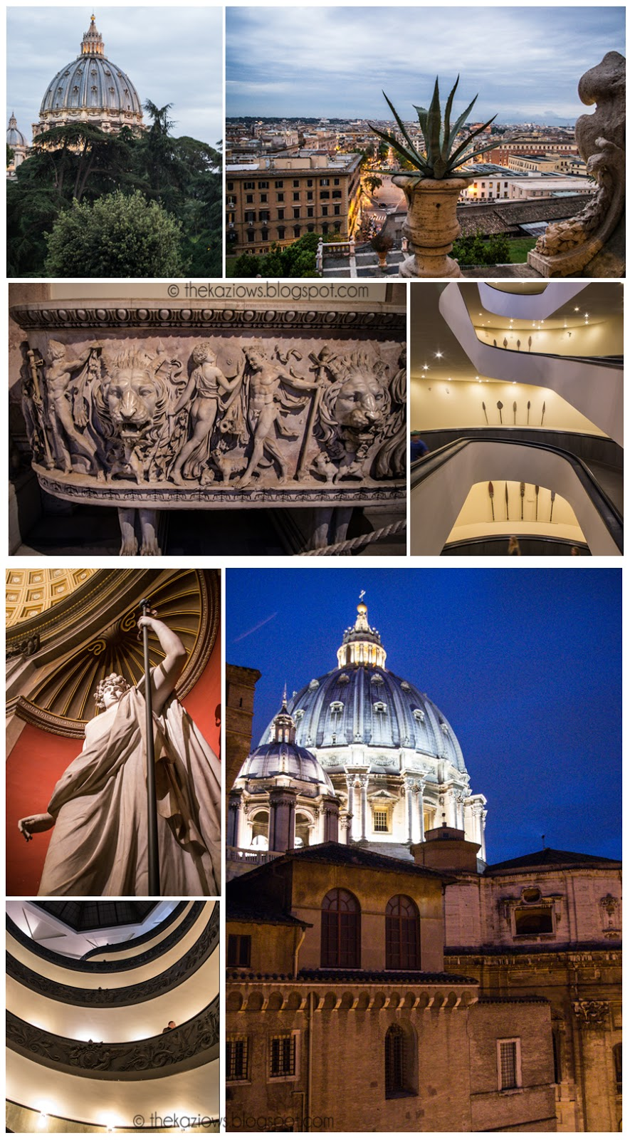 Vatican Museum | Vatican City | Rome, Italy