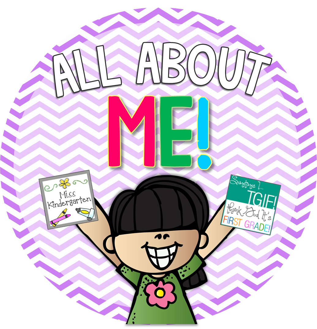 All about me craft a giveaway miss kindergarten for Arts and crafts workshops near me