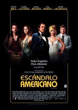 Escandalo Americano (2013)