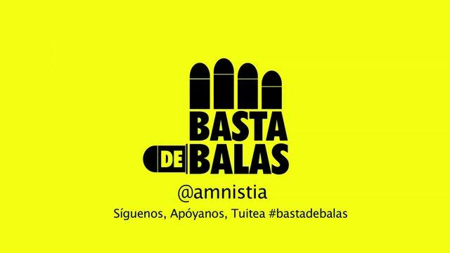 Basta de Balas