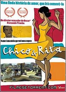 Chico e Rita Torrent Dual Áudio