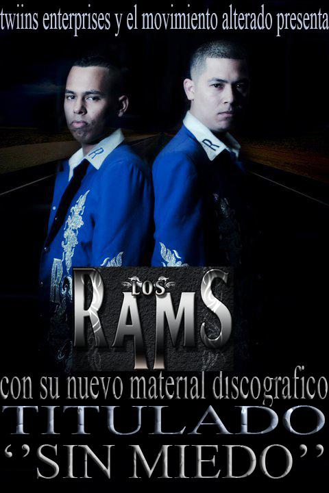 Los Rams Sin Miedo Disco Oficial 2011 2zovlv9