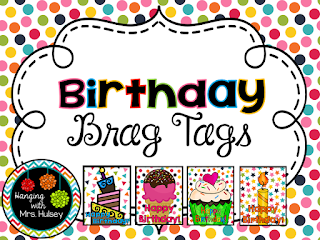 https://www.teacherspayteachers.com/Product/Birthday-Brag-Tags-2018596