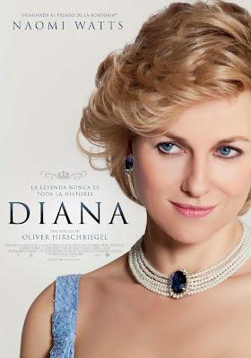 Diana, una película de Oliver Hirschbiegel
