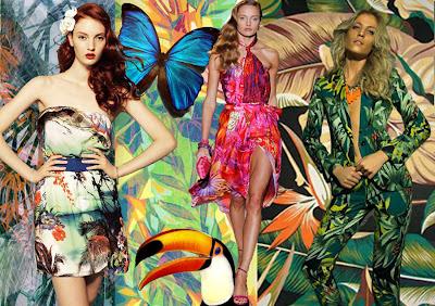 tropicalismo, moda, tendência Primavera Verão 2014