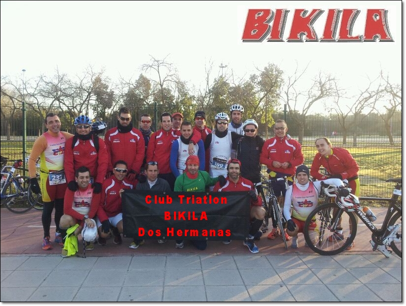 Club triatlon dos hermanas ii duatl n de sevilla inicio for Gimnasio dos hermanas