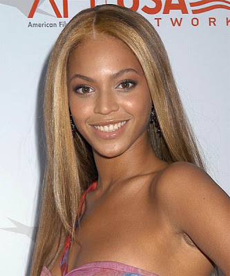 Beyonce Knowles hair styles gg