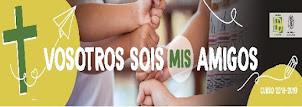 Lema Pastoral Colegio Diocesanos 2018-2019