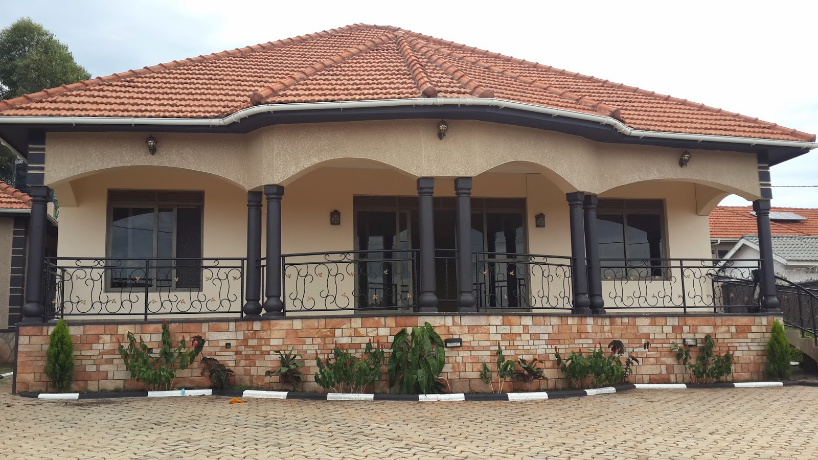 Uganda houses for Best residential houses in uganda