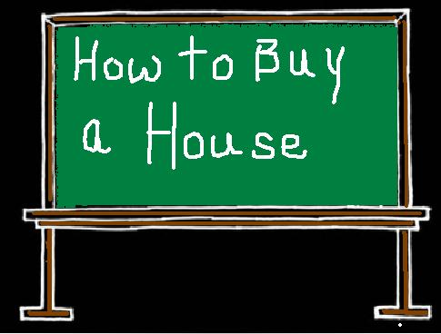 how to buy first house