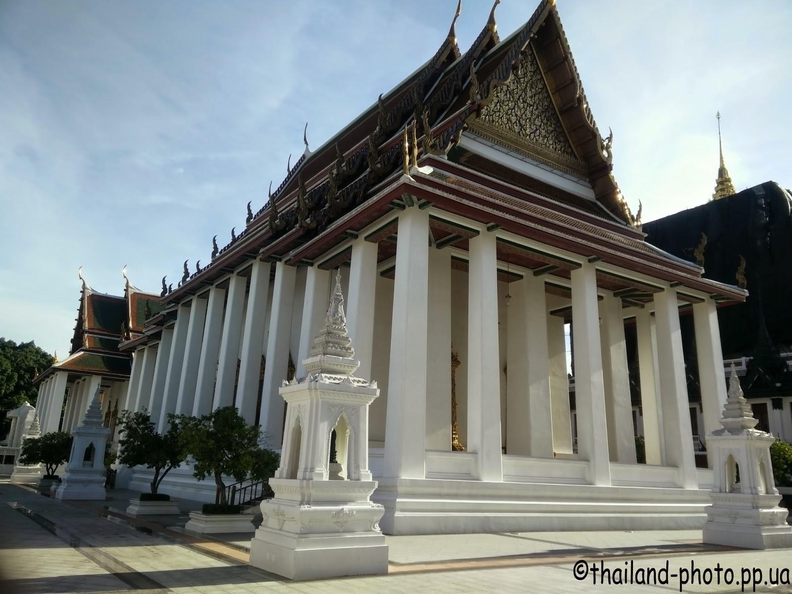 Храм Будды в Таиланде