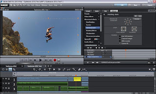 Cropping Video in Magix Movie Edit Pro Plus