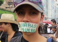 Libertad de expresión en Honduras sigue bajo ataques