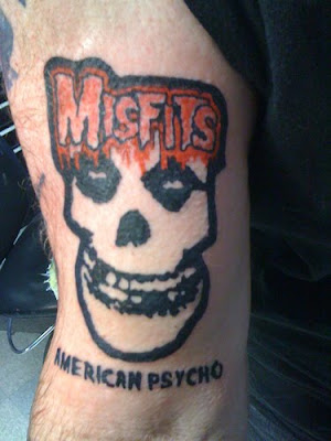 Misfits tattoo design picture gallery - Misfits tattoo ideas