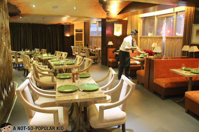 Lucia Ristorante Interior in Makati City