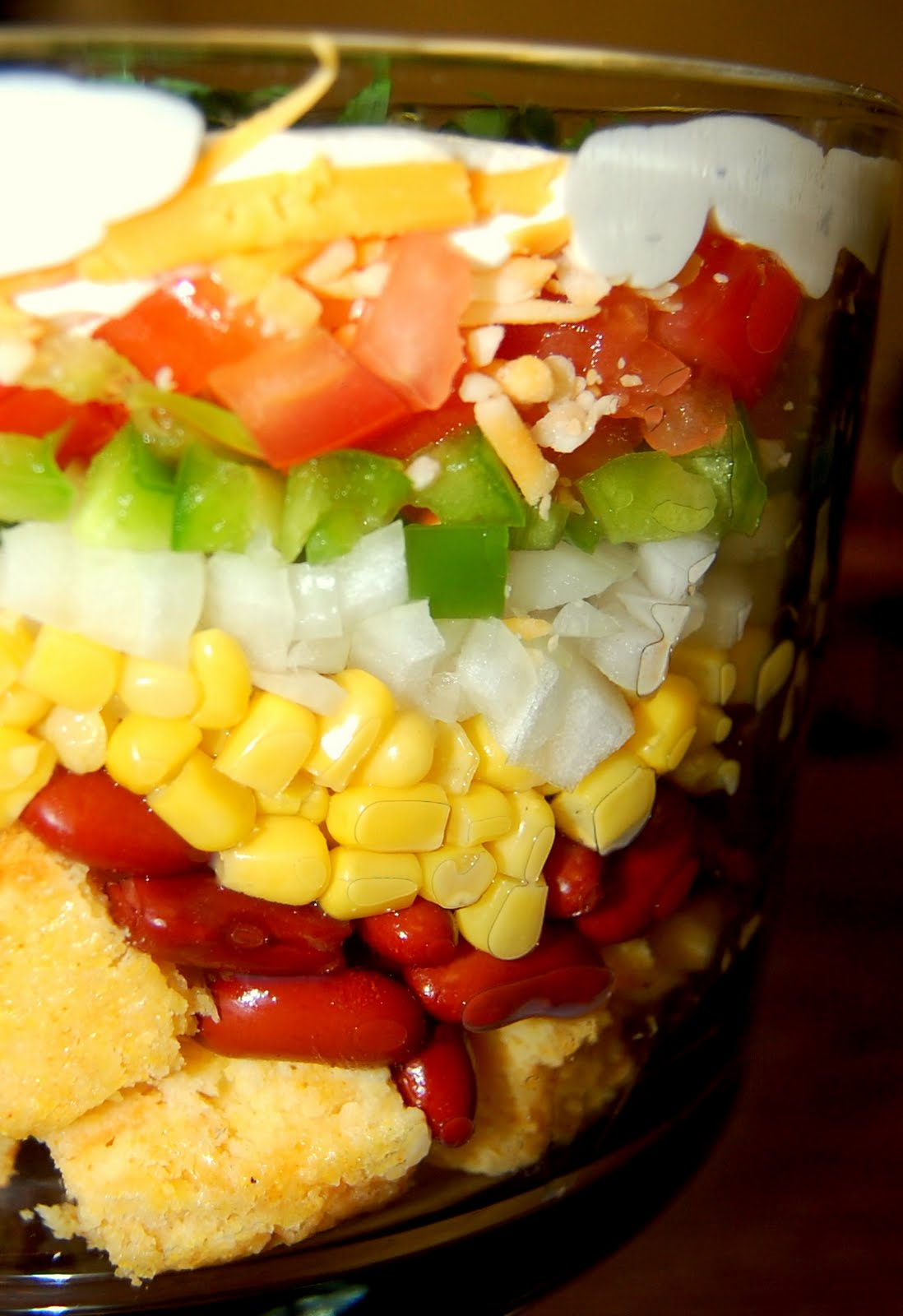 Recipes To Know By Heart: Cornbread Salad