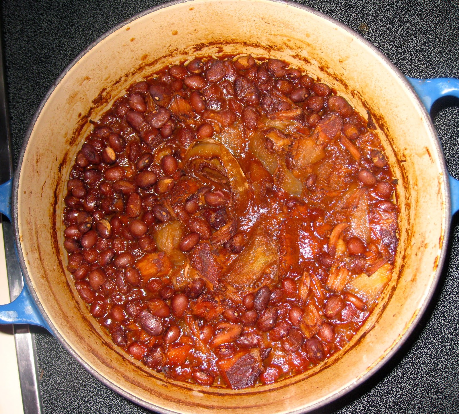 Bang Up 4th Of July Baked Beans