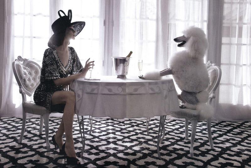 Vogue Italia 2009