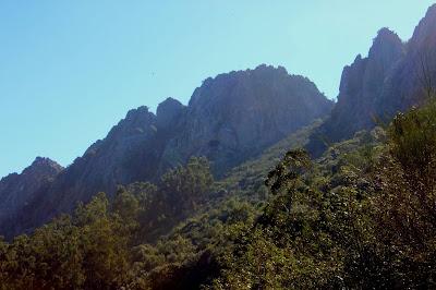 Sierra de Juncaldilla. Campillo de Deleitosa
