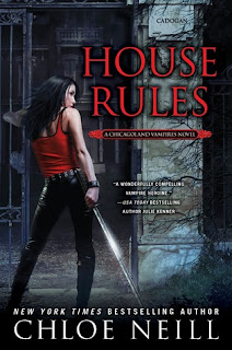 House Rules (Chicagoland Vampires #7): review