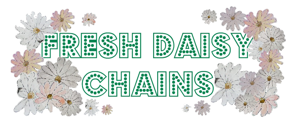 Fresh Daisy Chains
