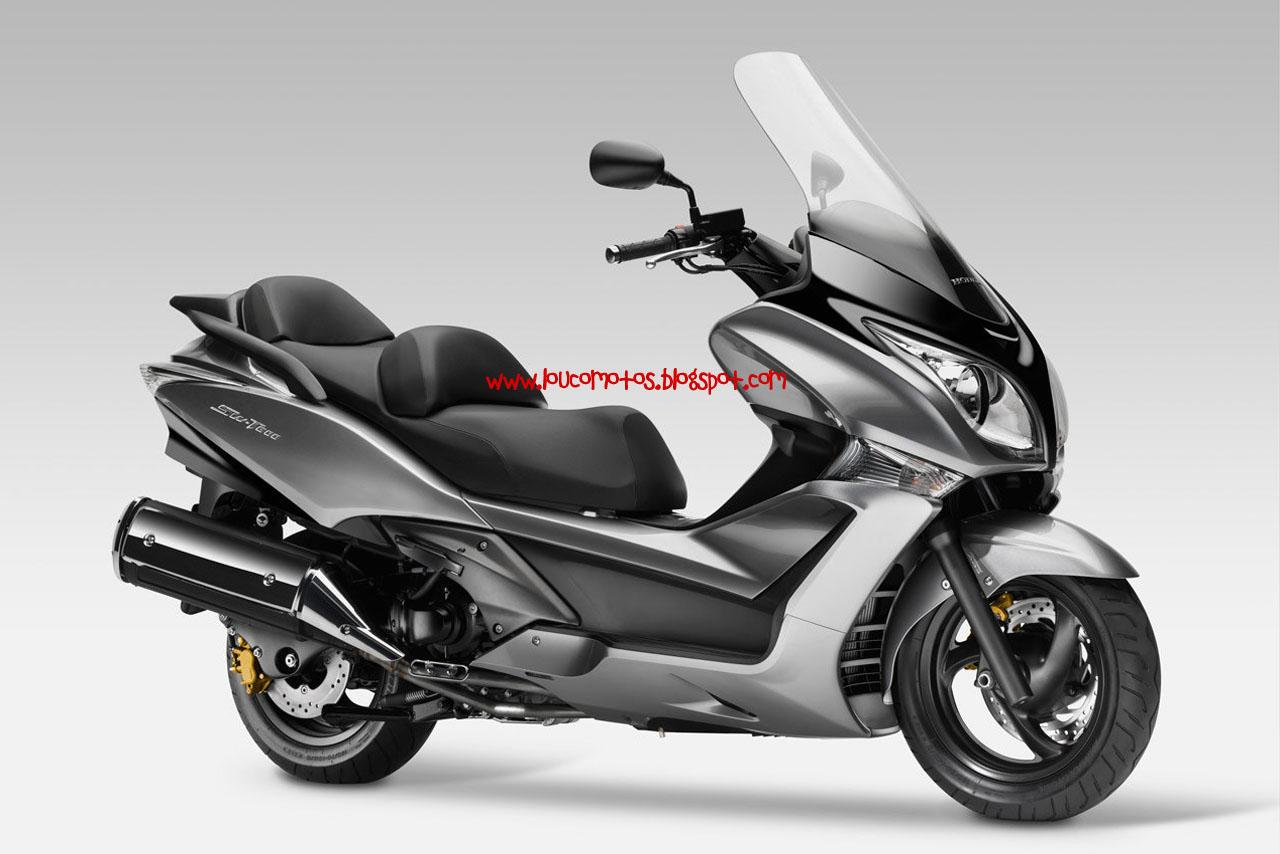 louco por motos sw t600 o maxi scooter da honda. Black Bedroom Furniture Sets. Home Design Ideas