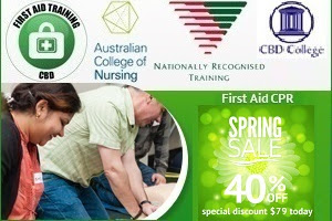 First Aid And Cpr Certificate Sydney