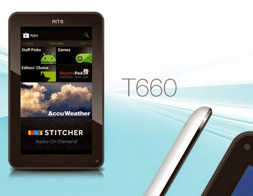 Mito T660 - Tablet Android Murah