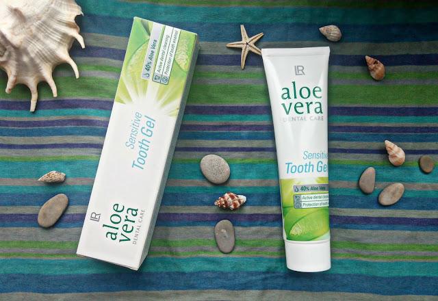 LR Aloe Vera Sensitive Tooth Gel Зубная паста-гель для чувствительных зубов