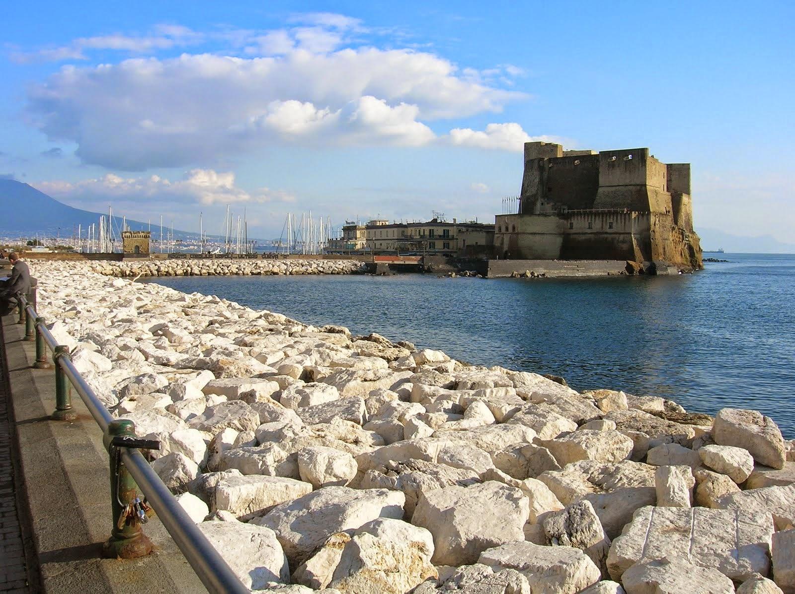 i posti pi belli della campania napoli italia mare