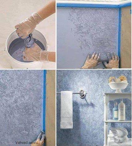 diferentes-maneiras-pintura-quarto-decoração-faça-voce-mesmo-diy-como-pintar-decoração-interiores-arquitetura-ideias