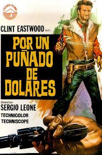 Ver Película Por un Puñado de Dólares Online Gratis (1964)