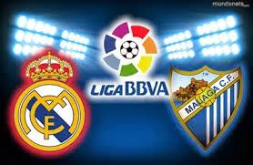 Saksikan Pertandingan Live Real Madrid vs Malaga!