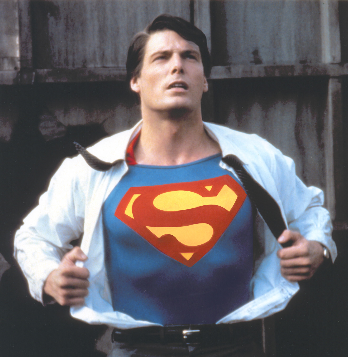 Bronze age babies true or false christopher reeve will for Kent superman