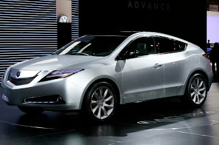Acura  Review on 2010 Acura Zdx