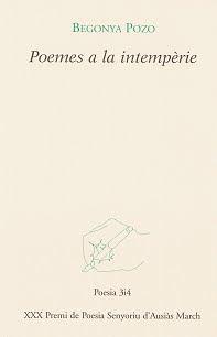 POEMES A LA INTEMPÈRIE (Editorial 3i4, València, 2011)