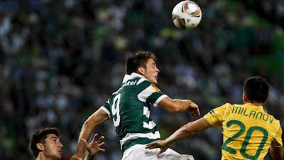 Sporting Lisbon 2 - 0 FC Vaslui (2)