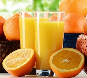 naranja vitaminas beneficios ejercicio
