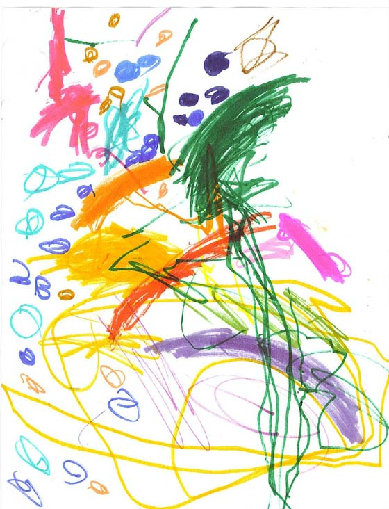 Scribble Drawing For Kids : News society of richmond children s centres
