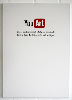 Oliver Breitenstein - You Art (Eigen + Art)