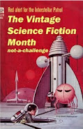 Vintage Science Fiction Month Jan 2013