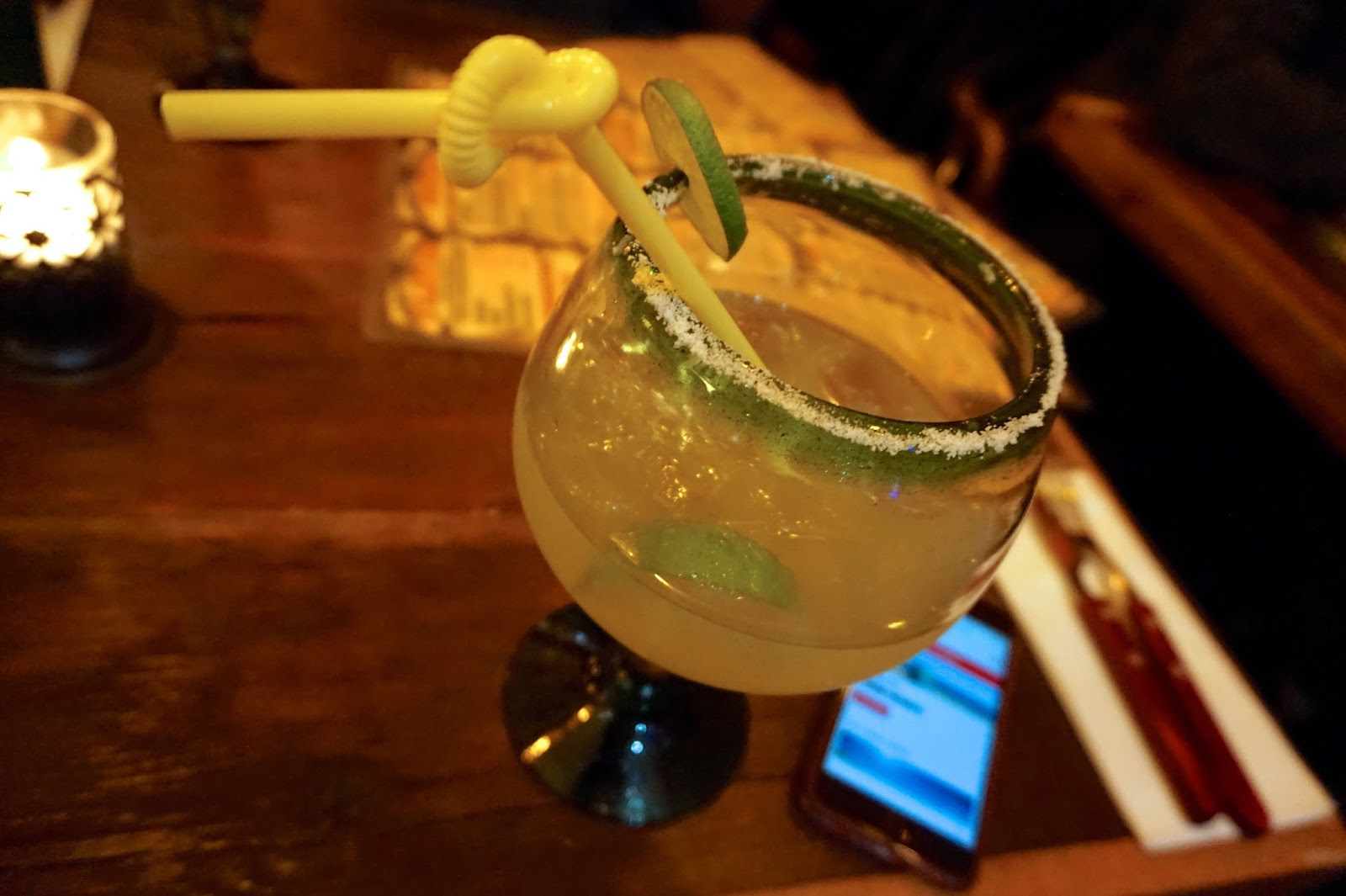 cocktail bar london margaritas