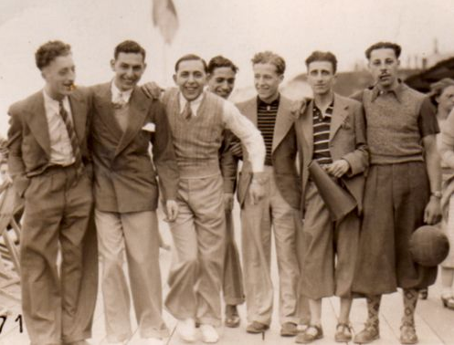 1930s Menswear #vintage #mens #fashion #1930s #menswear