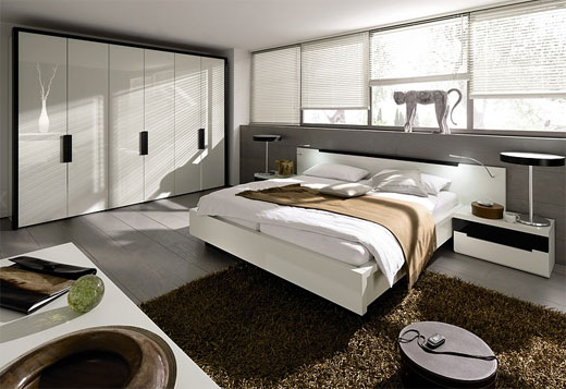 Luxury Bedroom Design: Modern Bedroom Interior Design for modern