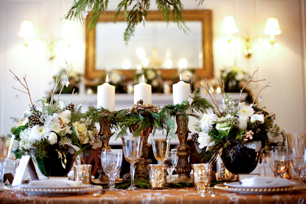 Blue Mason Jar Studio: Winter Weddings