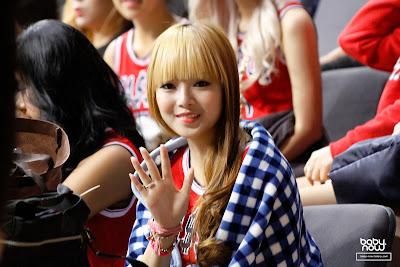 Sujin Wassup Cute Girl