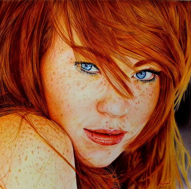 Redhead Ballpoint Pen1