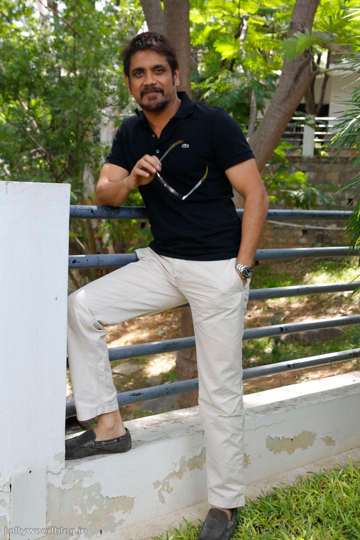 King Akkineni Nagarjuna's latest Handsome Photos Stills-HQ-Photo-8