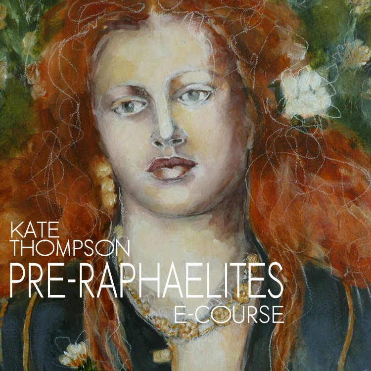 A Date with the Pre-Raphaelites e-course